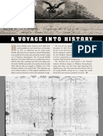 Prologue Magazine - A Voyage into History
