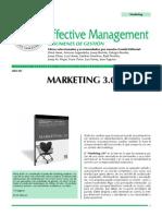 Marketing - 3.0 (Resumen)