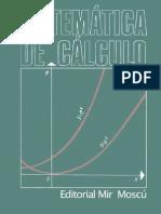 Matematica de Calculo -N. I. Danílina
