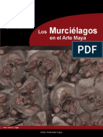 Murcielagos en Arte Maya