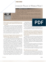 Prologue Magazine - Women's Activism for Peace in WWI