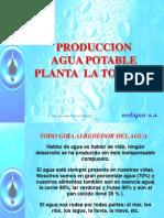 Produccion Agua Potable