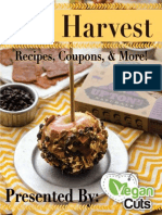 Vegan Cuts-Fall Harvest