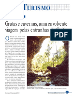 CAVERNAS DE GOIÁS
