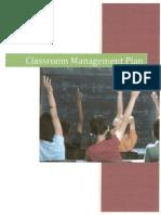 classroom management plan color
