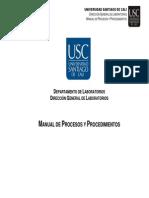 Manual Procesos y Procedimientos