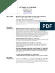 victoria scheirer resume 2014