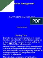 37waiting Line Mangement