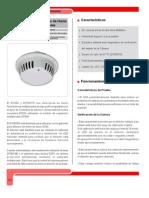 Detector de Humo Fotoelectrico D-7050