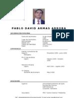 Curriculum Vitae David