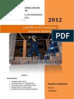 Ladrillera El Diamante_Impacto (Grupo 1)
