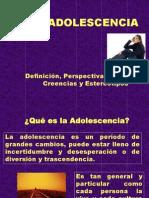Adolescencia 2011