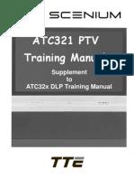 ATC321 PTV Training Manual