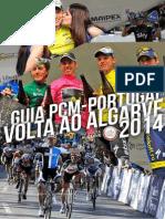 Guia Volta Ao Algarve 2014