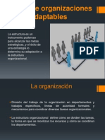 Tercer Parcial Estructura Organizacional Pee Ad2013(1)