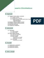 Glossario Archi It