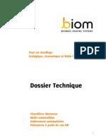 Biom Dossier Technique0508