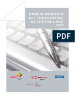 Manual Practico Del Plan General Contable