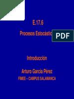 Lectura 1 - Procesos Estocasticos - 2008