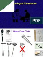 The Neurological Examination