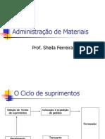 Administração de Materiais 1
