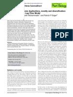 Lag Time Model