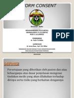 Informed Consentinfor Slide