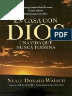 Neale Donald Walsch en Casa Con Dios