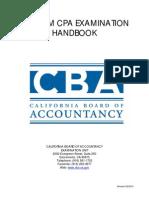 CPA Exam Book