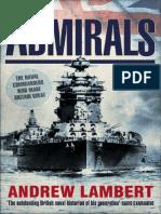 Admirals - Lambert a Admirals - Lambert Andrew