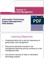 Project Risk Managment