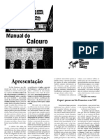 Pr'além das Arcadas - Manual do Calouro