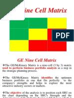 23_GE Nine Cell Matrix