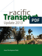 ADB Pacific Transport Update 2013