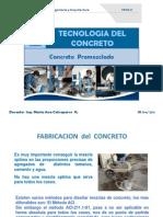 Clase Fab.co. Premezclado