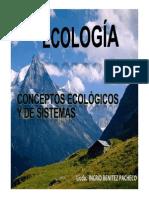 Clase 2 y 3 Conceptos Ecologicos y de Sistemas