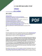 Importancia y uso del mercadeo viral.docx