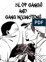 Gang History Gang Injunctions