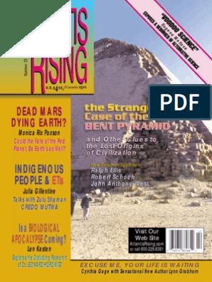 Atlantis Rising Magazine 23 | Paranormal | Afterlife