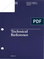 68X2537 XT286 Technical Reference Aug86