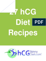 27 HCG Diet Recipes