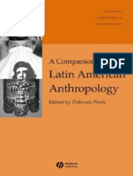 Poole-A Companion to Latin American Anthropology