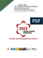 Agenda Aksi Dekade III 2014-2023