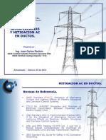 Mitigacion AC en Ductos Interferencia AC