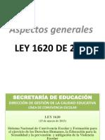 Ley 1620 de 2013
