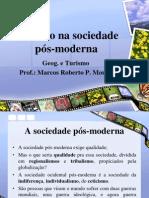 Turismo na sociedade pós-moderna
