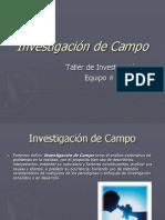 Investigación de Campo2