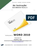 informticabsicapart2conhecendooword2010sumario-120817161643-phpapp01