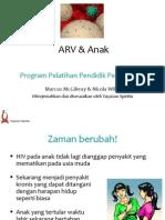 Modul 6 - ARV & Anak