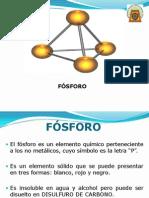 FÓSFORO - 2014